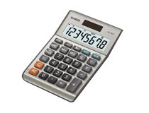 Miniräknare Casio MS-80B