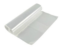 Sopsäck 60l 0,045mm transparent 25st/rulle