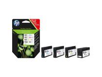 Bläck HP No950/951XL CMYK 4st/fp