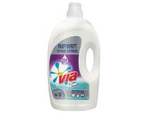 Tvättmedel Via flytande Color Sensitive 4,32l