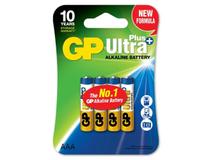Batteri GP Ultra Plus Alkaline AAA/LR03 4st/fp