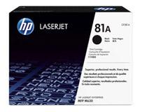 Toner HP 81A CF281A 10,5k svart