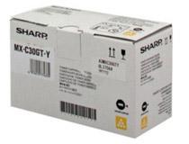 Toner Sharp MXC30GTY 6k gul