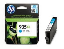 Bläck HP No 935XL 825 sidor cyan