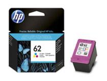 Bläck HP No62 C2P06AE 165 sidor 3-färg