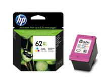 Bläck HP No62XL C2P07AE 415 sidor 3-färg