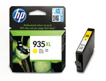 Bläck HP No 935XL 825 sidor gul