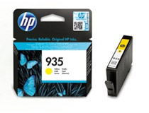 Bläck HP No 935 400 sidor gul