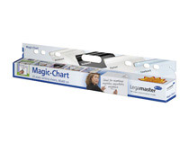 Skrivfilm Magic Chart Legamaster WB vit