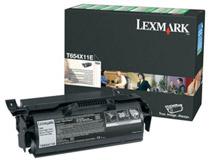 Toner Lexmark T654/T656 Svart