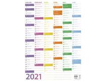 Väggblad Trend 2021