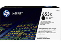 Toner HP 653X CF320X 21k svart