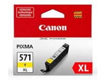 Bläck Canon CLI-571Y XL 11ml gul
