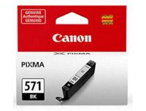 Bläck Canon CLI-571BK 7ml svart