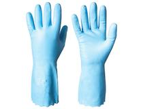 Handske PVC X-Large blå