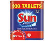 Diskmedel Sun Professional Tabs 100st/fp