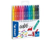 Fiberpenna Pilot Frixion Colors 12st/fp