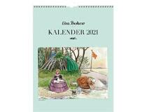 Väggkalender Elsa Beskow 2021