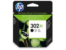 Bläck HP 302XL 480 sidor svart
