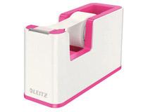 Tejphållare Wow vit/rosa