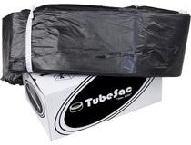 Sopsäck Tubesac 55m liten svart