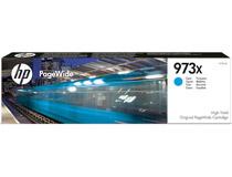 Bläck HP No 973X F6T81AE 7k cyan