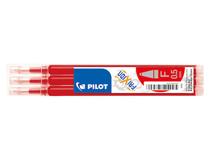 Patron Pilot Frixion Ball 0,5mm röd 3st/fp