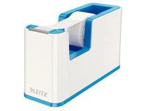 Tejphållare Wow vit/blå