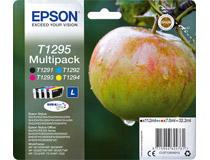 Bläck Epson T1295 CMYK 4st/fp