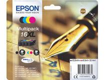 Bläck Epson 16XL CMYK 4st/fp