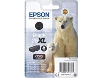 Bläck Epson 26XL 500 sidor svart