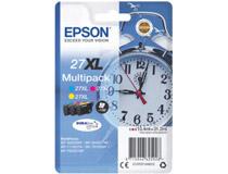 Bläck Epson 27XL CMY 3st/fp