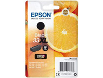 Bläck Epson 33XL 8,1ml svart
