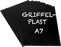 Griffelplast A7 10st/fp