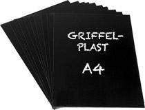 Griffelplast A4 10st/fp