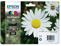 Bläck Epson 18 CMYK 4st/fp