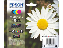 Bläck Epson 18XL CMYK 4st/fp