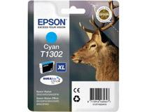 Bläck Epson T1302 10,1ml cyan