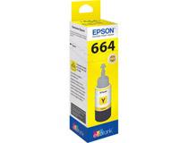 Bläck Epson T6643 6,5k gul
