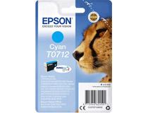 Bläck Epson T0712 5,5ml cyan