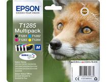 Bläck Epson T1285 CMYK 4st/fp