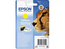 Bläck Epson T0714 5,5ml gul