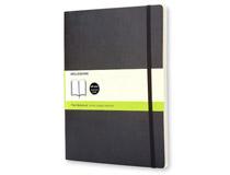 Anteckningsbok Moleskine Classic Large Soft linjerat svart