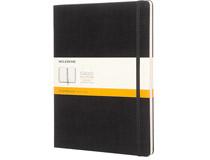 Anteckningsbok Moleskine Classic XL linjerat svart