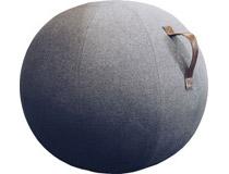 Balansboll JobOut Design mörkgrå 65cm