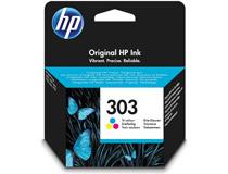 Bläck HP No303 CMY 3-färg