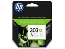 Bläck HP No303 XL CMY 3-färg