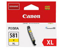 Bläck Canon CLI-581Y XL 8,3ml gul