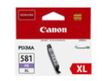 Bläck Canon CLI-581PB XL 8,3ml blå