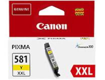 Bläck Canon CLI-581Y XXL 11,7ml gul
